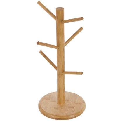 Держатель чашек цвет бамбук цена