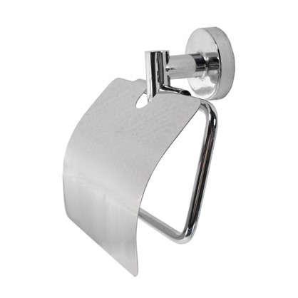 Держатель для туалетной бумаги Mr Penguin Sonata с крышкой цвет хром цена