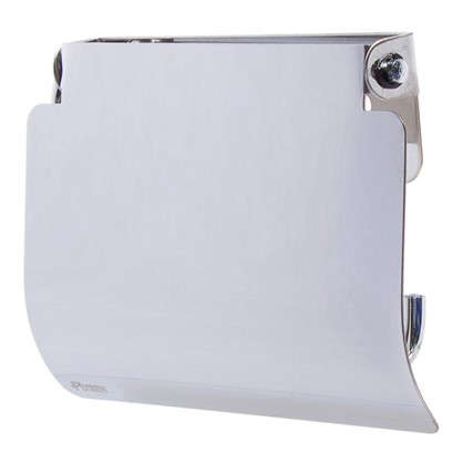Держатель для туалетной бумаги Otel с крышкой цена