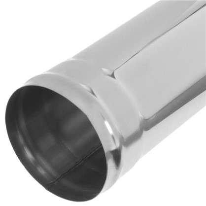 Дымоход 1.0 м 430/0.5 мм D110 мм цена