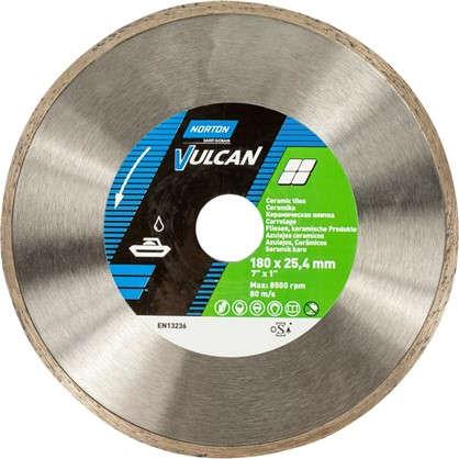Диск алмазный Norton Vulcan Tile 180х25.4 мм цена