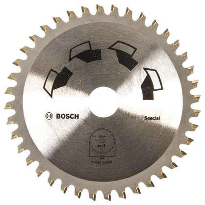 Диск циркулярный по дереву Bosch Special 130x20/16 мм цена