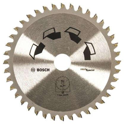 Диск циркулярный по дереву Bosch Special 140x20/12.7 мм цена
