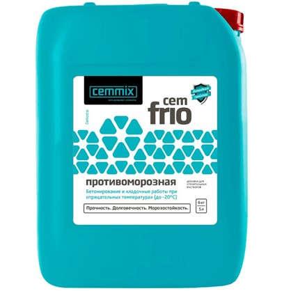 Добавка противоморозная Cemmix CemFrio