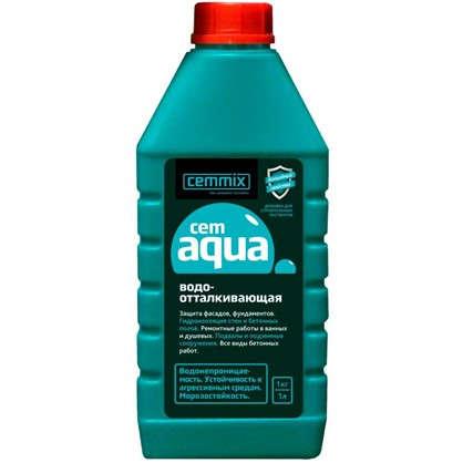 Добавка водоотталкивающая Cemmix CemAqua 1 л цена