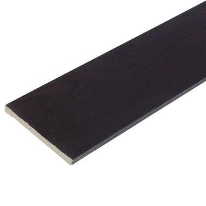 Добор 150 мм CPL цвет дуб шоколадный цена