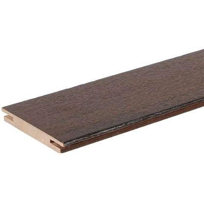 Добор дверной коробки МДФ Модерн 2070х100 мм цвет антик цена