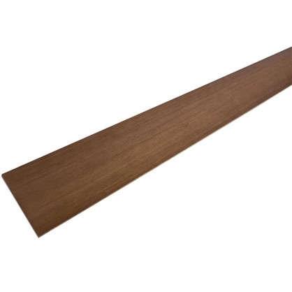 Добор Helly 130 мм шпон цвет дуб тонированный цена
