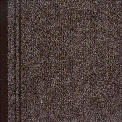 Ковровая дорожка Noventis Biron 7058 иглопробивная 1 м цвет коричневый цена