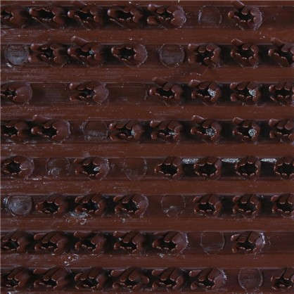 Дорожка Ромб 09 м цвет коричневый цена