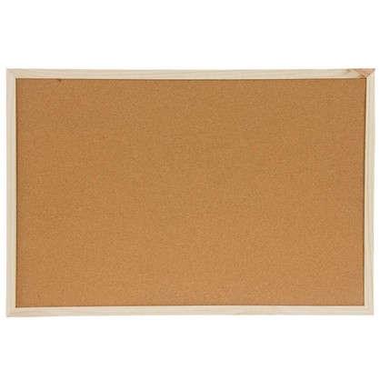 Доска для записей пробковая 40х60 см цена