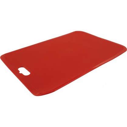 Доска разделочная Berossi Flexi 325х210 мм цвет красный цена