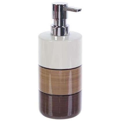 Дозатор для жидкого мыла настольный Ginza