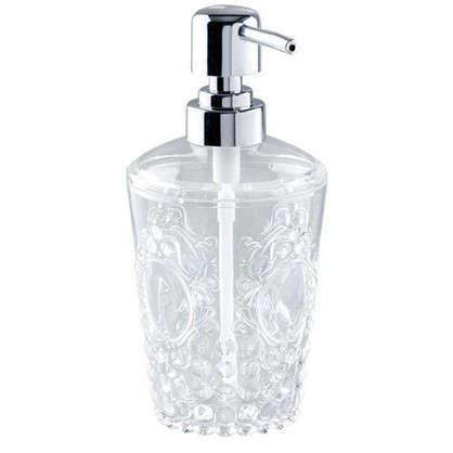 Дозатор для жидкого мыла настольный Verran Marco акрил цвет прозрачный цена