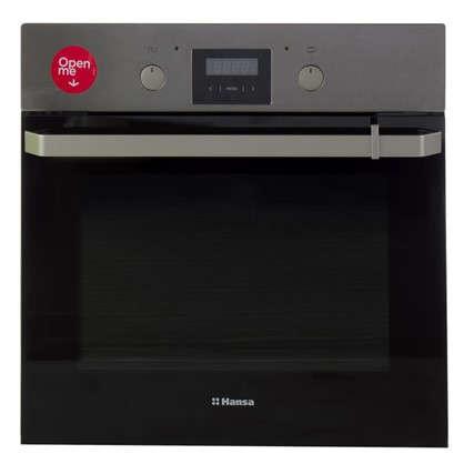 Духовой шкаф Hansa BOEI68462 59.5x59.5 см 3100 Вт цвет нержавеющая сталь