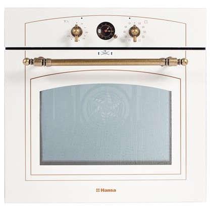 Духовой шкаф Hansa BOEW68120090 59.5x59.5 см 3100 Вт цвет бежевый