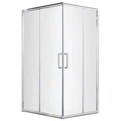 Душевая ширма Sensea Quad квадратная 100x100 см цена