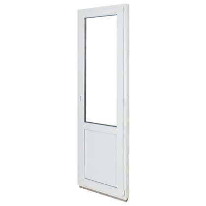 Дверь балконная ПВХ 218х67правая 2х камерная