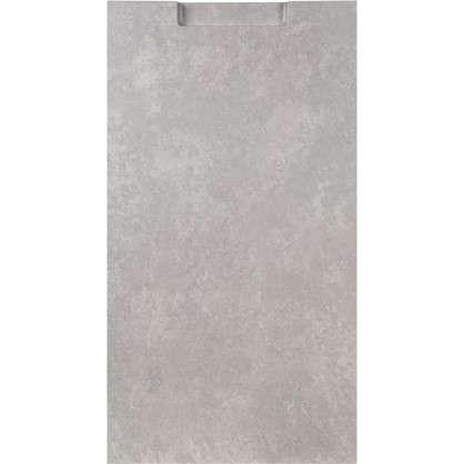 Дверь для кухонного шкафа Берлин 40х70 см МДФ цвет белый цена