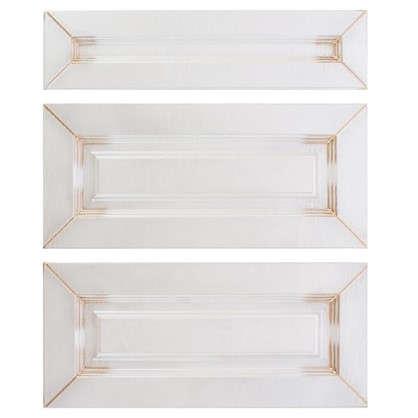 Дверь для кухонного шкафа Delinia Ницца 3 ящика 80 см цена
