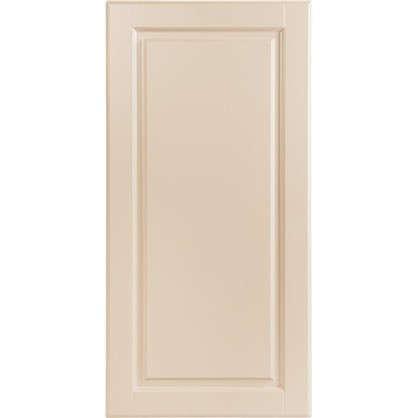 Дверь для кухонного шкафа Леда бежевая 45х92 см