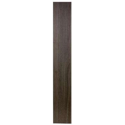 Дверь для шкафа Delinia Фрейм темный 15х92 см цена