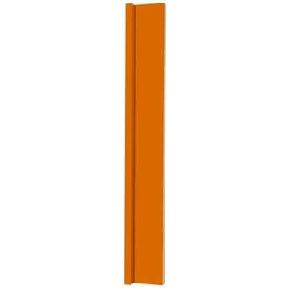 Дверь для углового шкафа Папайя пластик цвет папайя