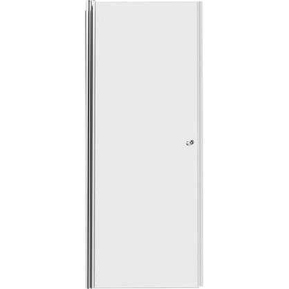 Дверь душевая распашная Комфорт 80 см распашная