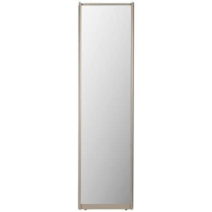 Дверь-купе 2255х704 мм цвет зеркало/шампань цена
