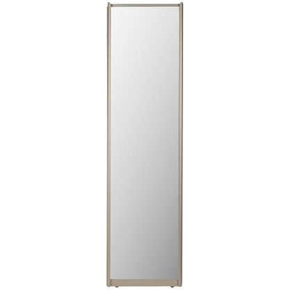 Дверь-купе 2455х704 мм цвет зеркало/шампань цена