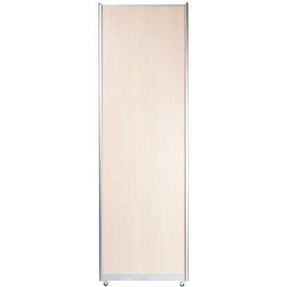 Дверь-купе Spaceo 2255x604 мм цвет дуб беленый цена
