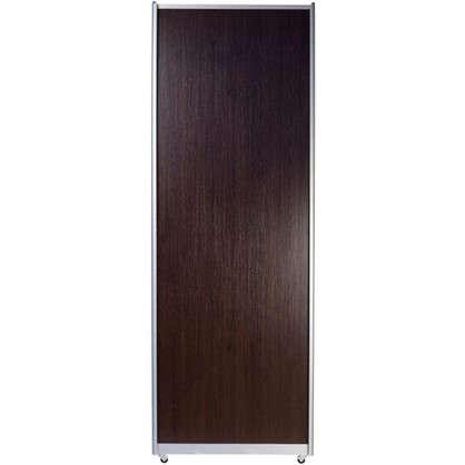 Дверь-купе Spaceo 2255x604 мм цвет венге