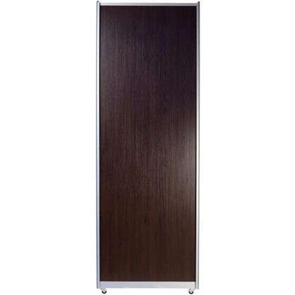 Дверь-купе Spaceo 2455х604 мм цвет венге