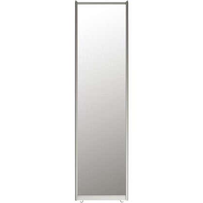 Дверь-купе Spaceo 2455х604 мм зеркало цена
