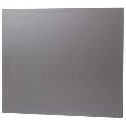 Дверь МФ 508x596x16 мм цвет графит цена