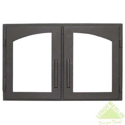 Дверь печная ДВ544-2А цена