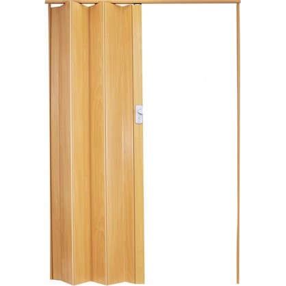 Дверь ПВХ Spacy 84x205 см цвет ольха