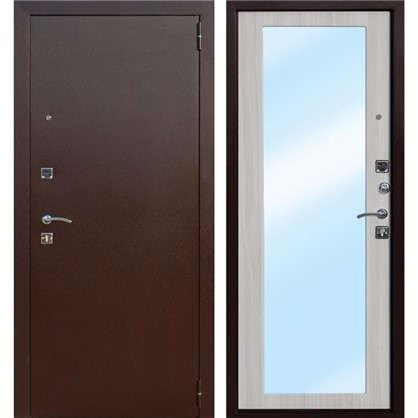 Дверь входная металлическая Царское зеркало Maxi 960 мм правая цвет дуб сонома цена