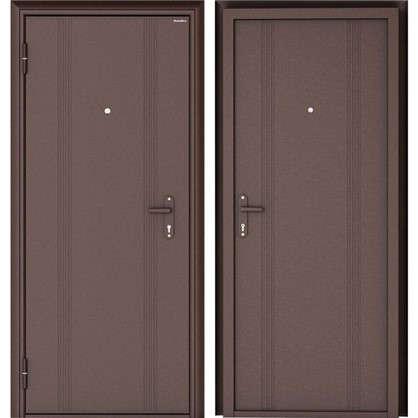 Дверь входная металлическая Doorhan Эко 980 мм левая цена
