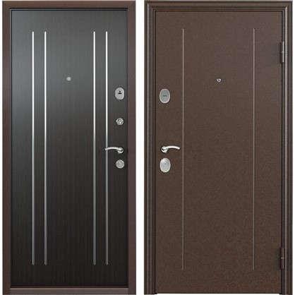 Дверь входная металлическая Гарант 1 860 мм правая