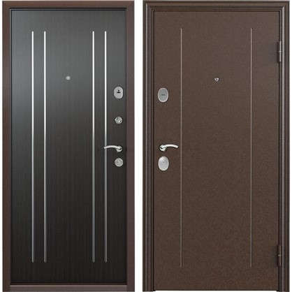 Дверь входная металлическая Гарант 1 950 мм правая цена