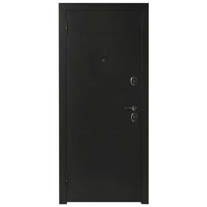 Дверь входная металлическая Гарда Муар 860 мм левая цвет венге тобакко цена