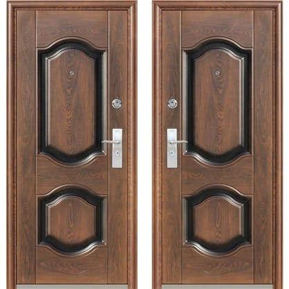 Дверь входная металлическая Кайзер K550 860 мм правая цена