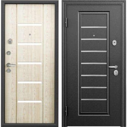 Дверь входная металлическая Контрол Супер 860 мм левая цена