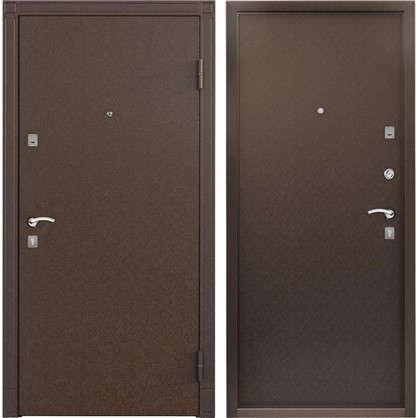 Дверь входная металлическая Спектра Сталь 950 мм правая цена