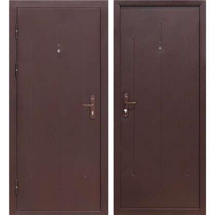 Дверь входная металлическая Стройгост 7-1 960 мм левая цена