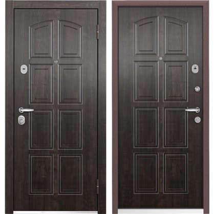 Дверь входная металлическая Уолл Стрит-М 860 мм правая