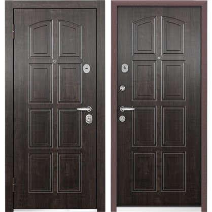 Дверь входная металлическая Уолл Стрит-М 950 мм левая цена