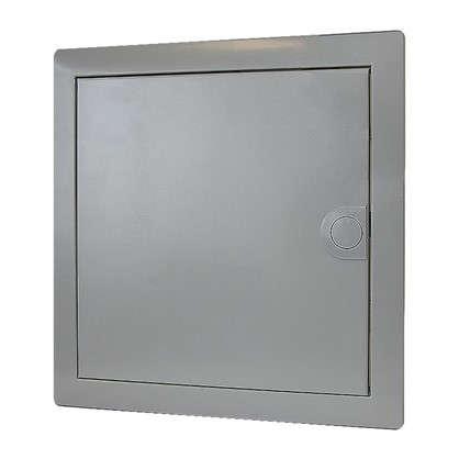 Дверца для Hager VU12AT цвет серебряный металлик