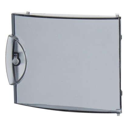 Дверца прозрачная для щита Hager на 4 модуля